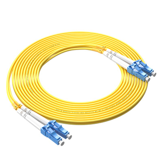 OS2(SM 9/125) Duplex Patch Cord